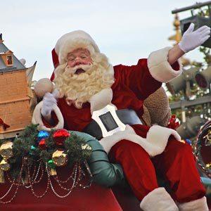 Побывай в гостях у Санта-Клауса